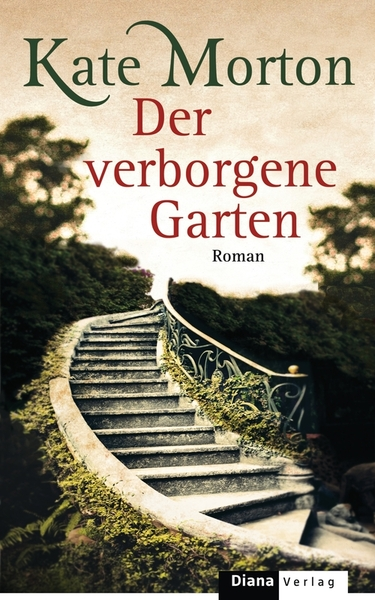 Rezension. // Kate Morton – Der verborgene Garten ♥