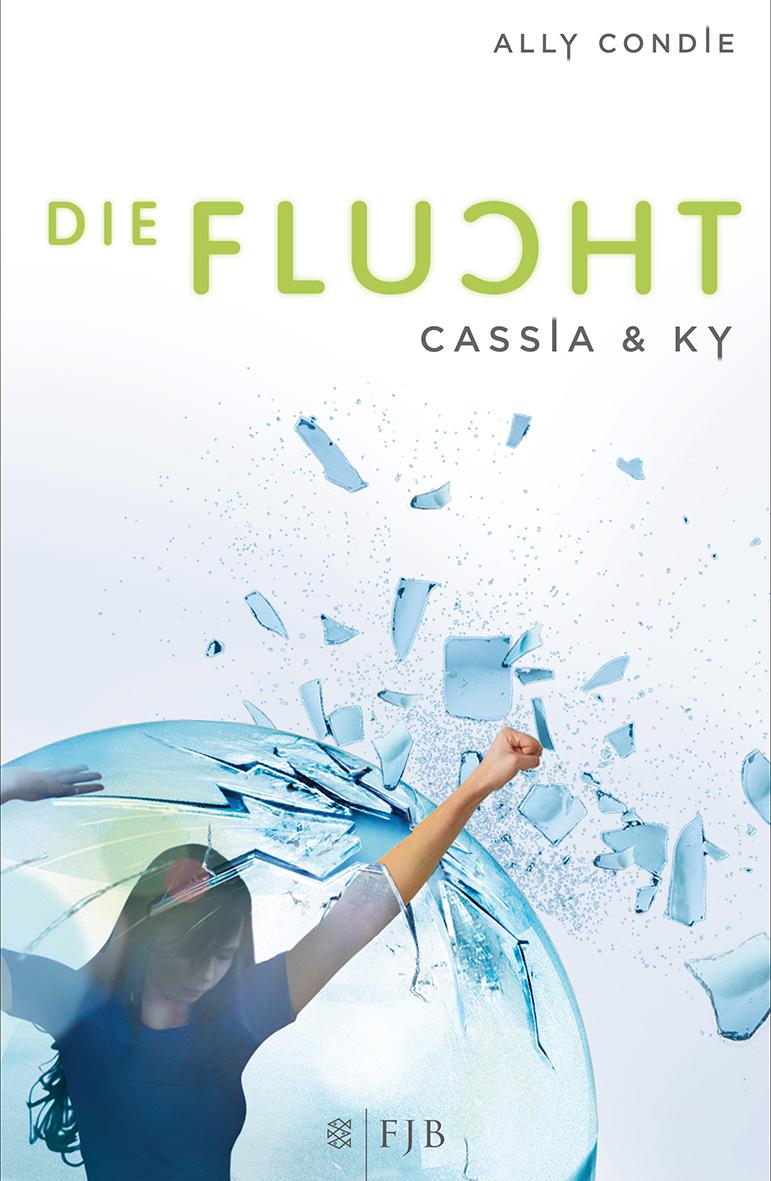 Rezension./// Ally Condie – Die Flucht. Cassia und Ky 2 ♥