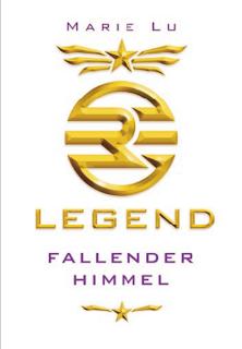 Bloggeraktion vom Loewe-Verlag ♥ LEGEND – Fallender Himmel ♥