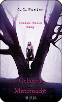 Rezension.// C.C. Hunter – Geboren um Mitternacht ♥