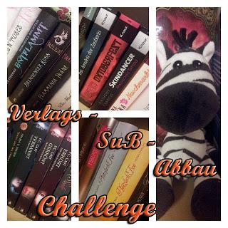 [Challenge] Verlags-SuB-Abbau 2013 ♥
