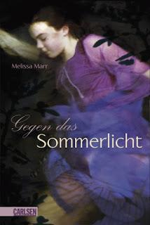 """Ich lese gerade.// """"Gegen das Sommerlicht"""" von Melissa Marr. ♥"""
