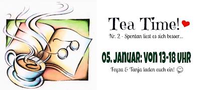 Lesemarathon.// Tea Time No. 2 ♥