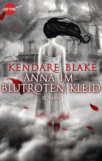 """Rezension.// """"Anna im blutroten Kleid"""" von Kendare Blake ♥"""