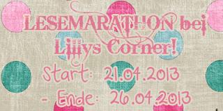 Lesemarathon.// Lesemarathon bei Lillys Corner :)