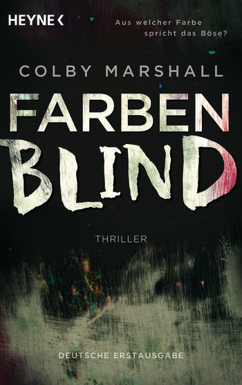 "||► Rezension ◄|| ""Farbenblind"" von Colby Marshall"