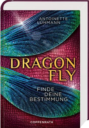 ||► Rezension ◄|| Dragonfly von Antoinette Lühmann
