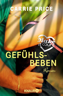 "||► Rezension ◄|| ""Make it Count #2 – Gefühlsbeben"" von Carrie Price"