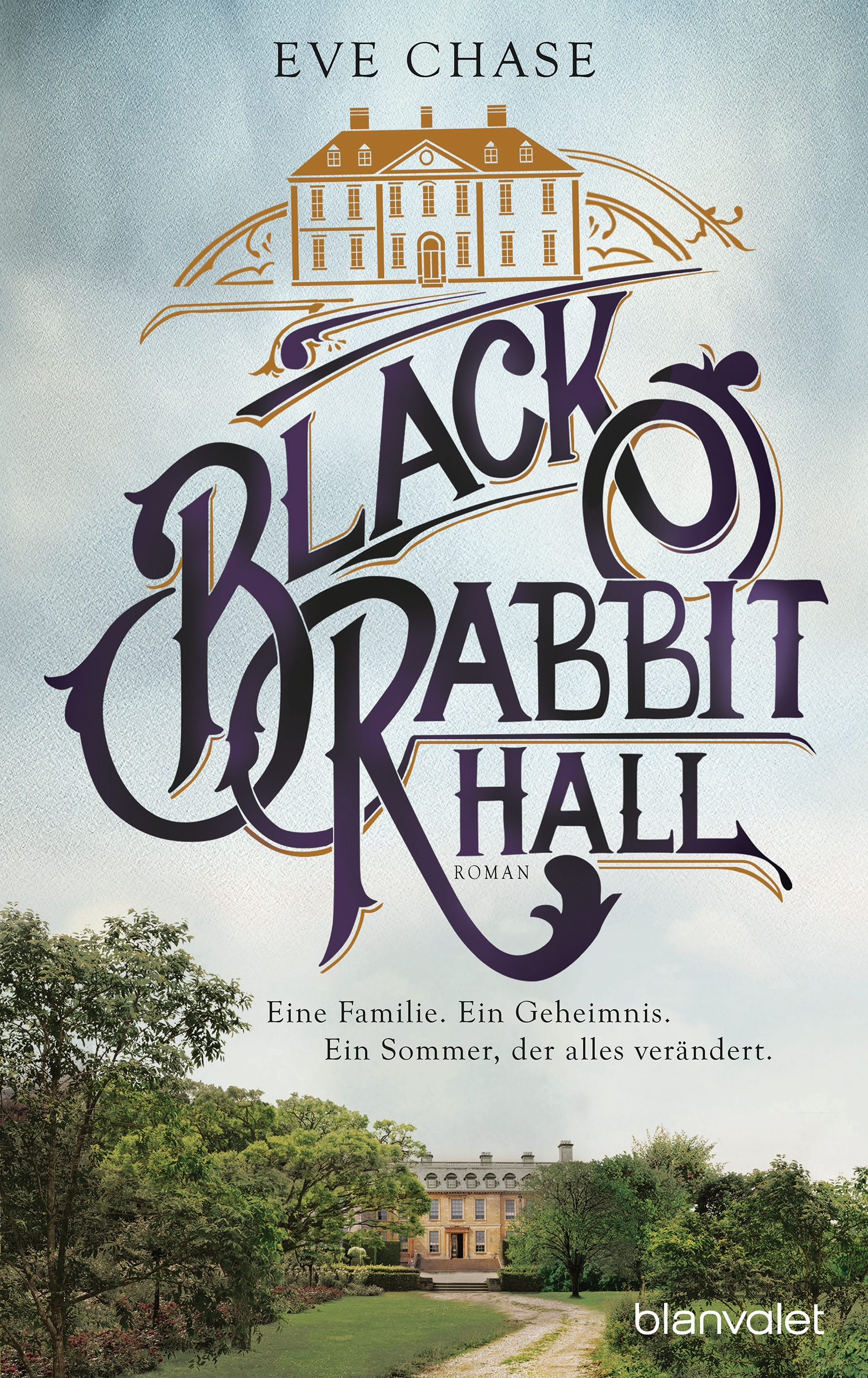 "||» Rezension «|| ""Black Rabbit Hall"" von Eve Chase"