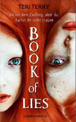 "||» Rezension «|| ""Book of Lies"" von Teri Terry"