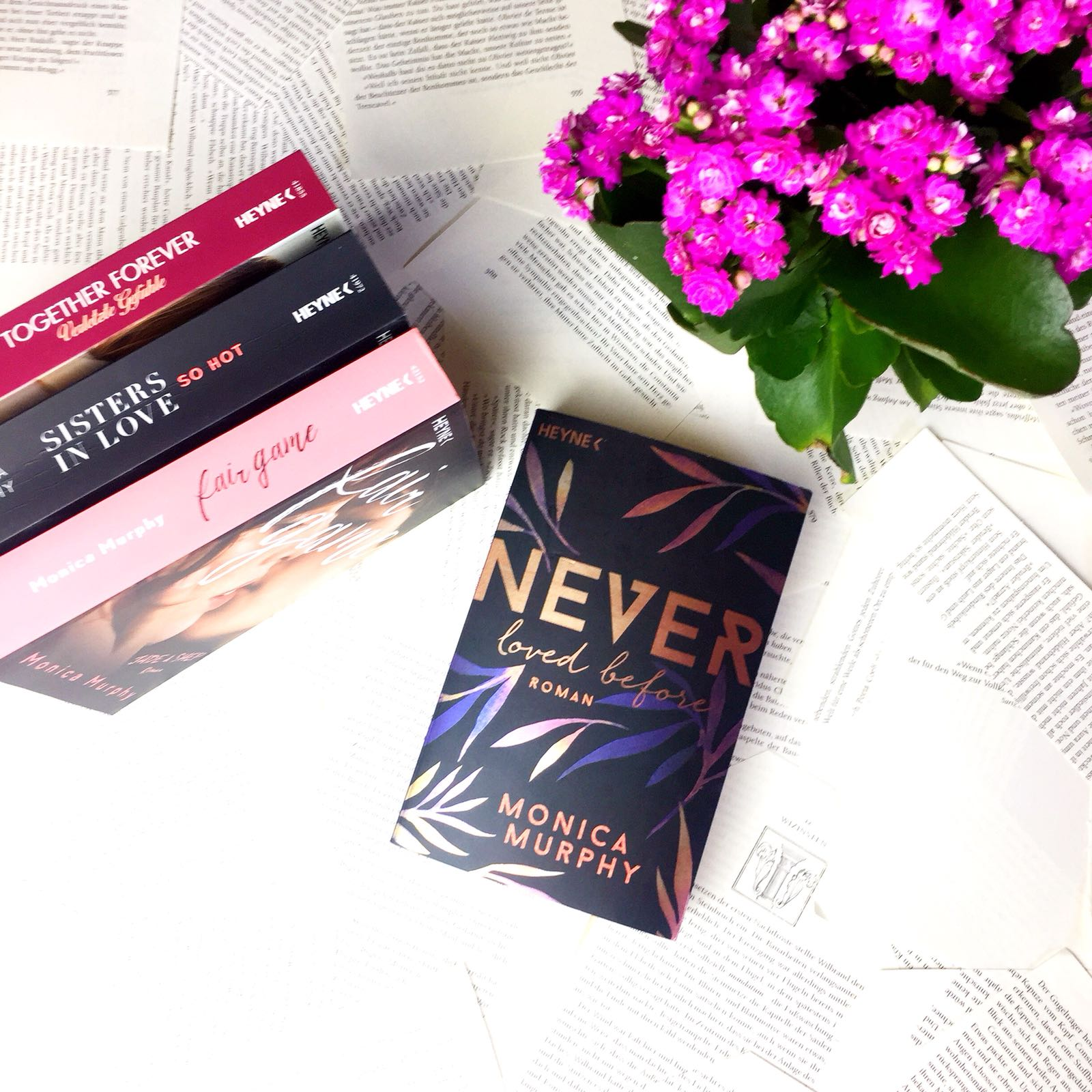 "||» Rezension «|| ""Never loved before"""
