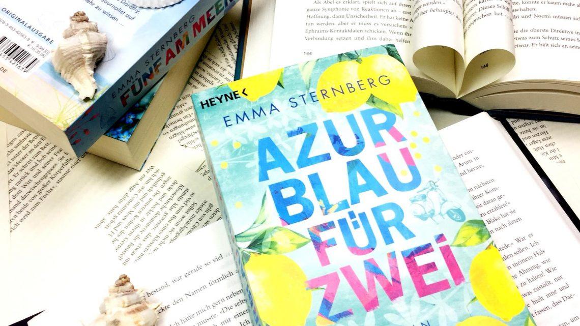 "||» Rezension «|| ""Azurblau für zwei"""