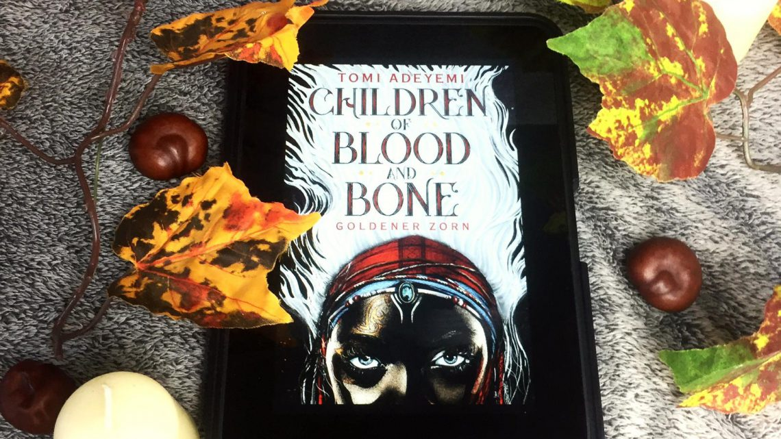 "||» Hörbuch-Rezension «|| ""Children of Blood and Bone"""