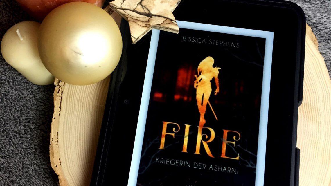 "||» Rezension «|| ""Fire – Kriegerin der Asharni"""