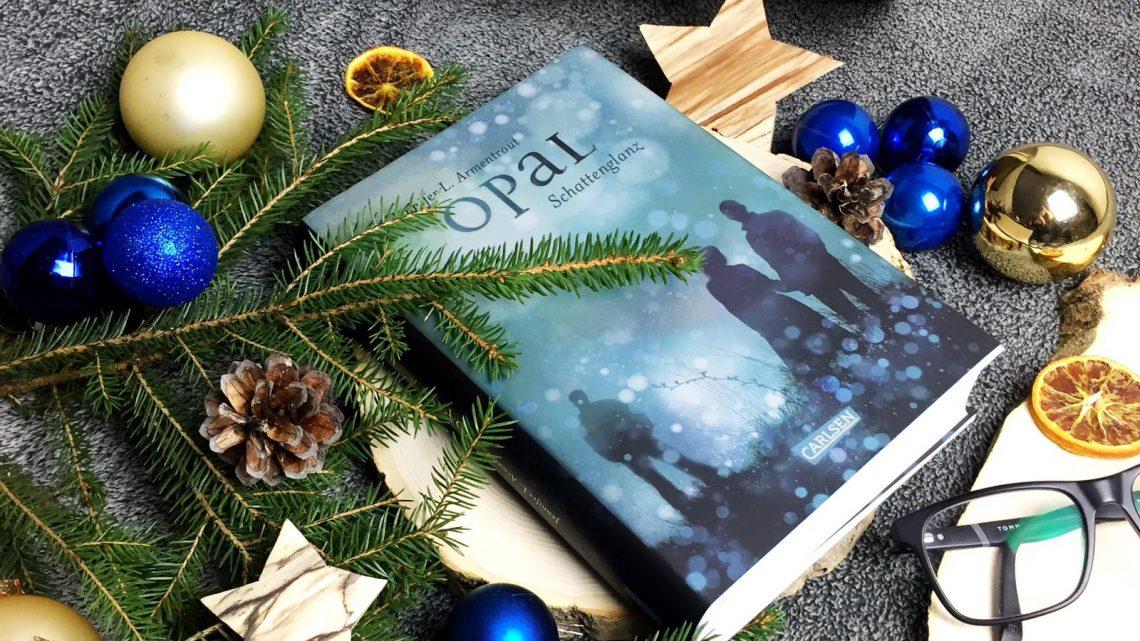 "||» Hörbuch-Rezension «|| ""Obsidian 03 – Opal"""