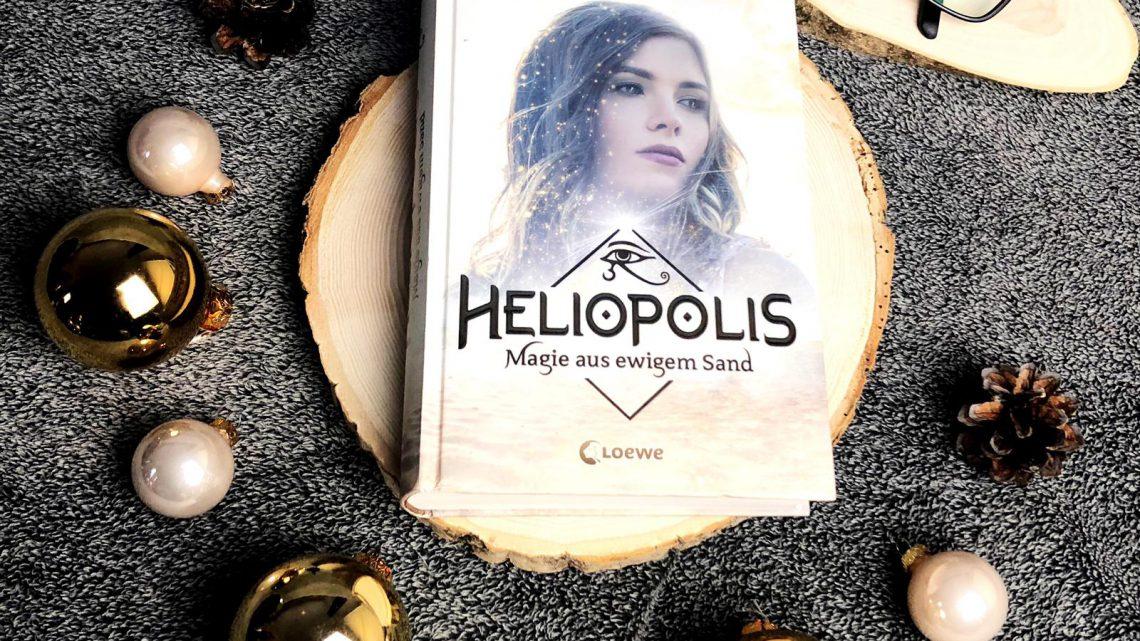 ||» Rezension «|| Heliopolis – Magie aus ewigem Sand