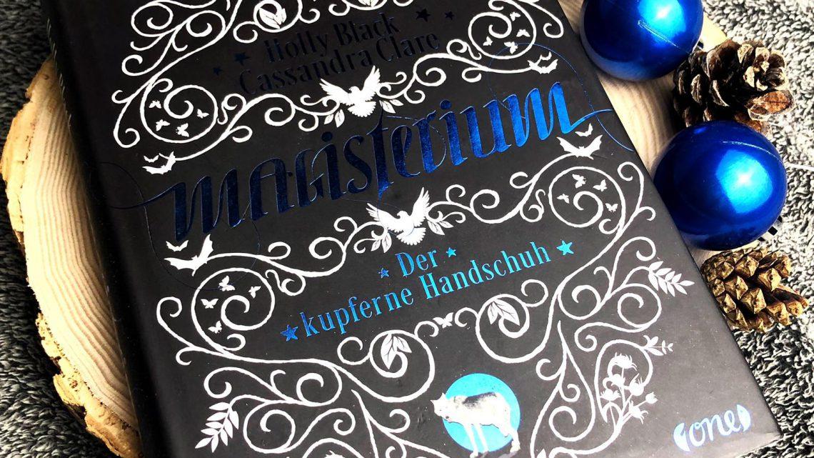 ||» Hörbuch-Rezension «|| Magisterium 2 – der kupferne Handschuh
