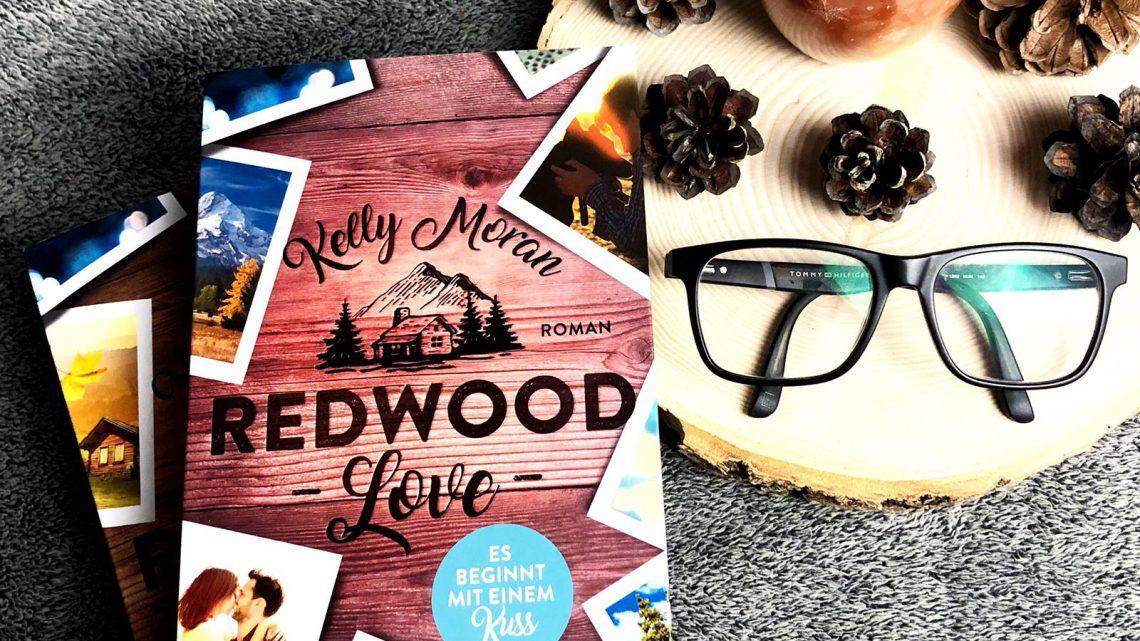 ||» Rezension «|| Redwood Love 2: Es beginnt mit einem Kuss