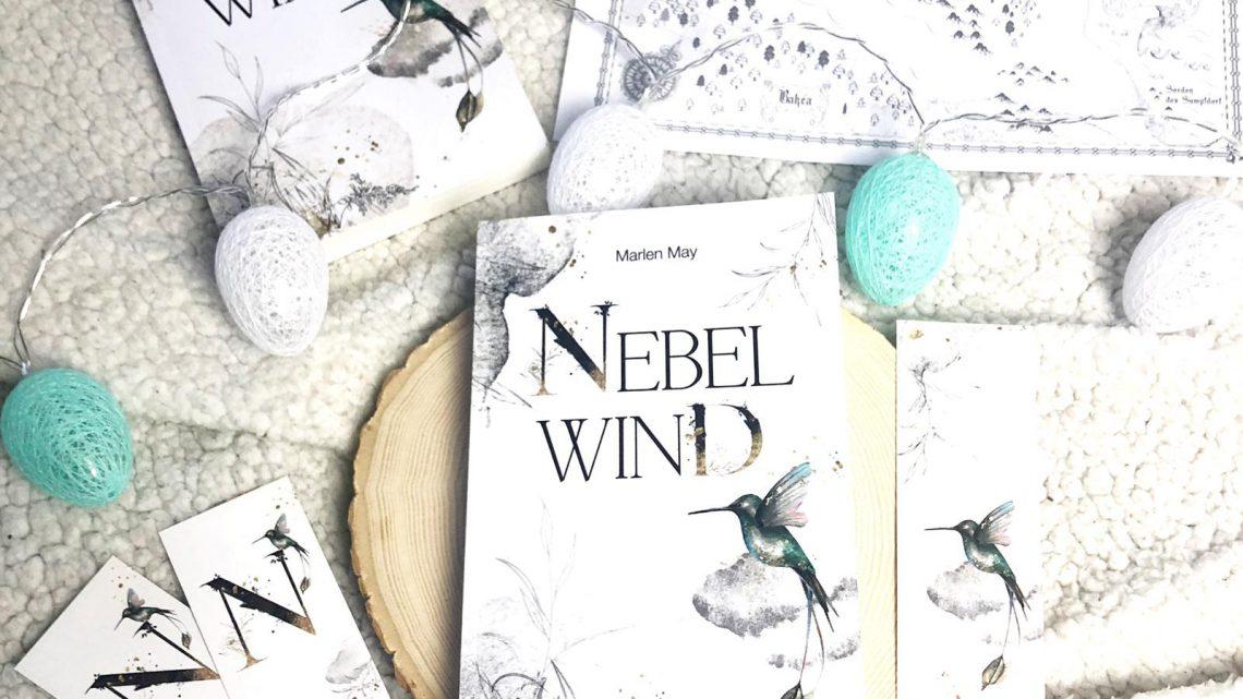   » Rezension «   Nebelwind [von Marlen May]