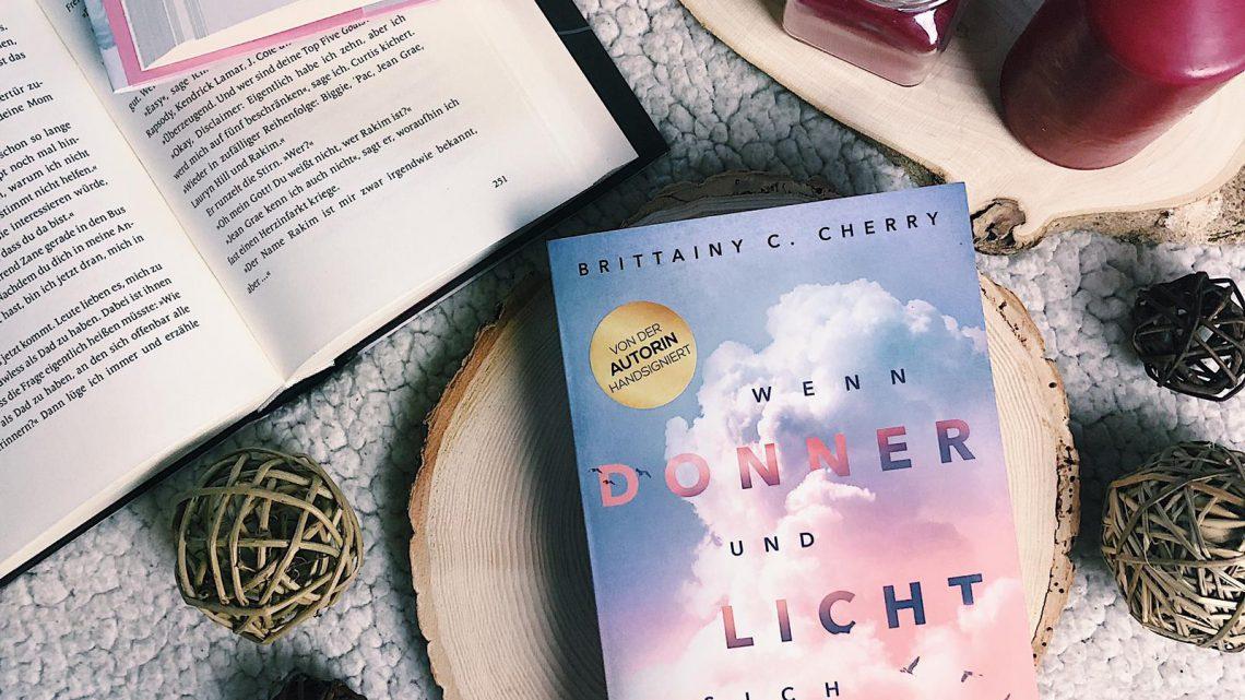 ||» Rezension «|| Wenn Donner und Licht sich berühren [von Brittainy C. Cherry]