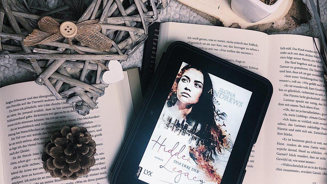 ||» Hörbuch-Rezension «|| Hidden Legacy – Das Erbe der Magie [von Ilona Andrews]