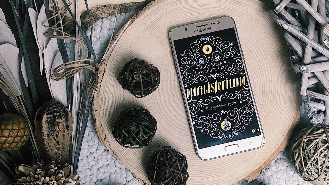 ||» Hörbuch – Rezension «|| Magisterium 05 – Der goldene Turm [von Cassandra Clare und Holly Black]