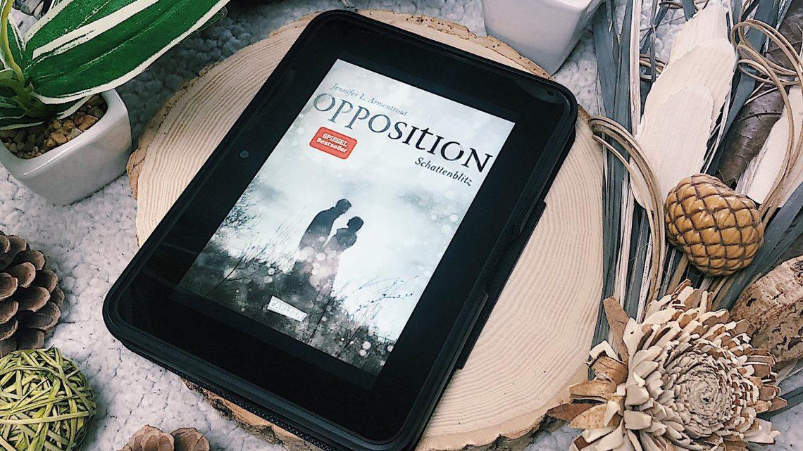 ||» Hörbuch-Rezension «|| Obsidian 05 – Opposition [von Jennifer L. Armentrout]