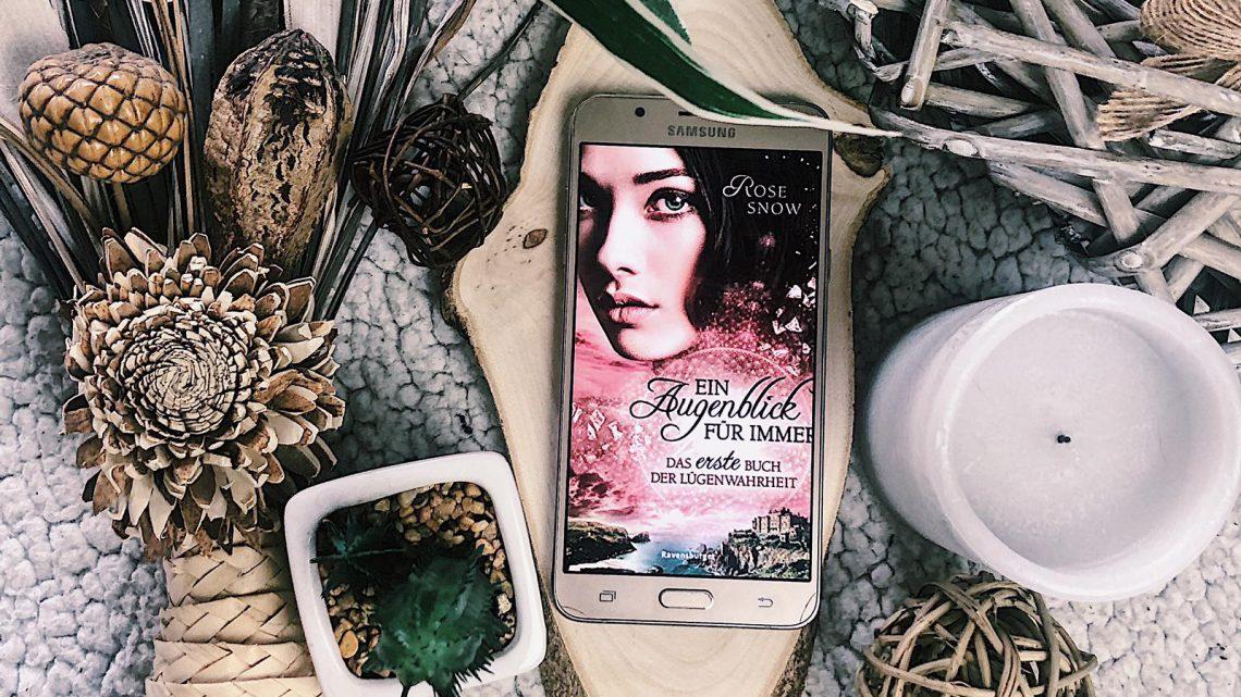 ||» Hörbuch-Rezension «|| Ein Augenblick für immer – Das erste Buch der Lügenwahrheit [von Rose Snow]