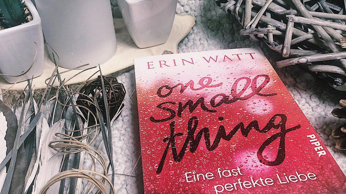 ||» Hörbuch-Rezension «|| One Small Thing [von Erin Watt]