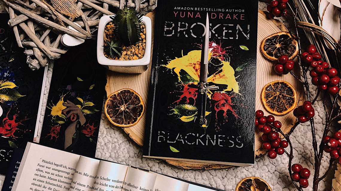 ||» Rezension «|| Broken Blackness No.1 [von Yuna Drake]