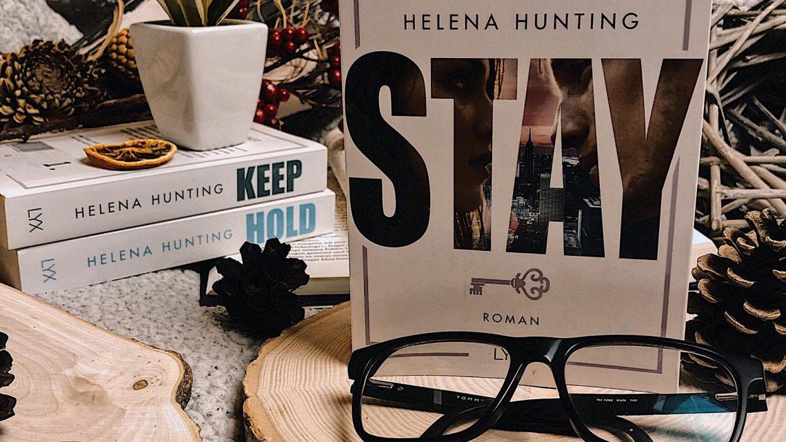 ||» Rezension «|| Stay [von Helena Hunting]