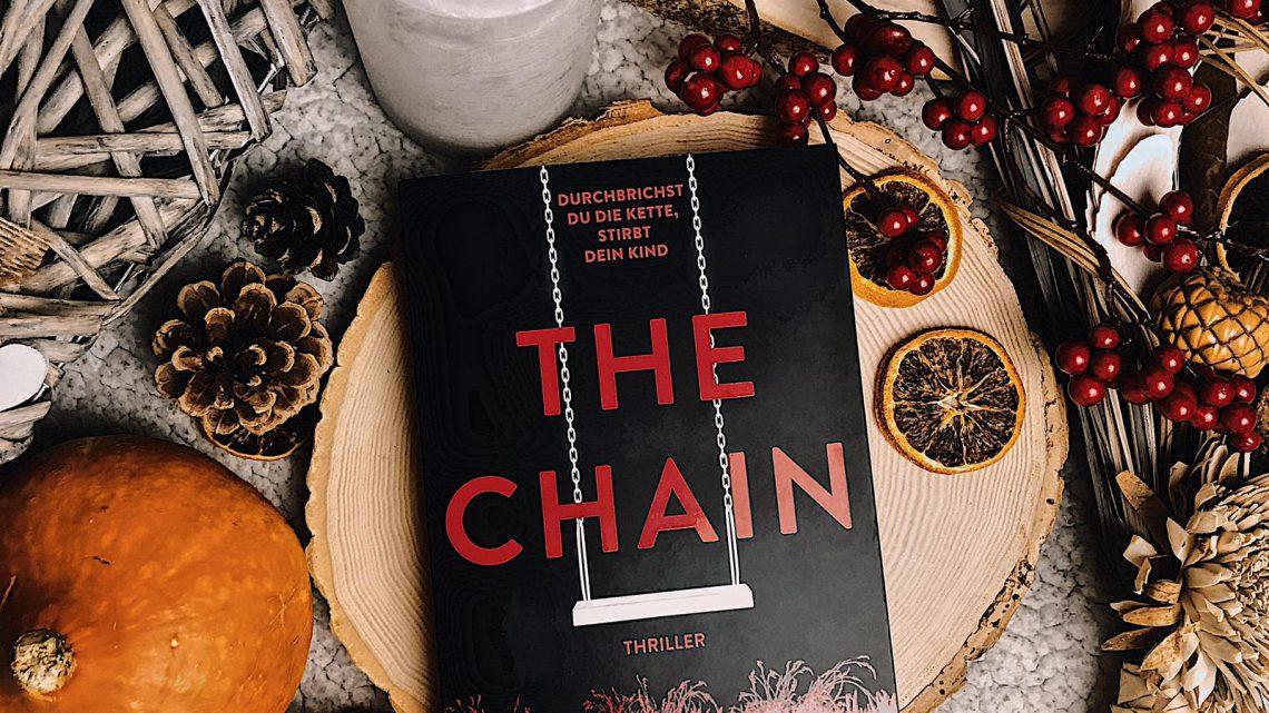 ||» Rezension «|| The Chain [von Adrian McKinty]