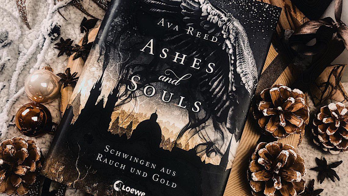 ||» Rezension « || Ashes and Souls 1: Schwingen aus Rauch und Gold [von Ava Reed]