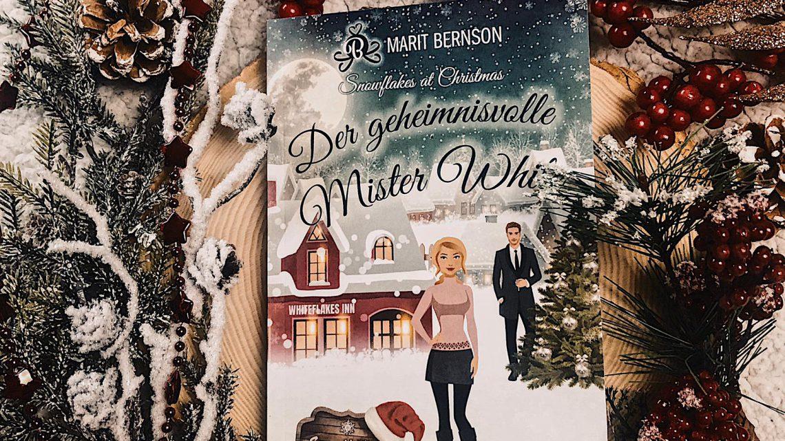 ||» Rezension «|| Der geheimnisvolle Mister White [von Marit Bernson]