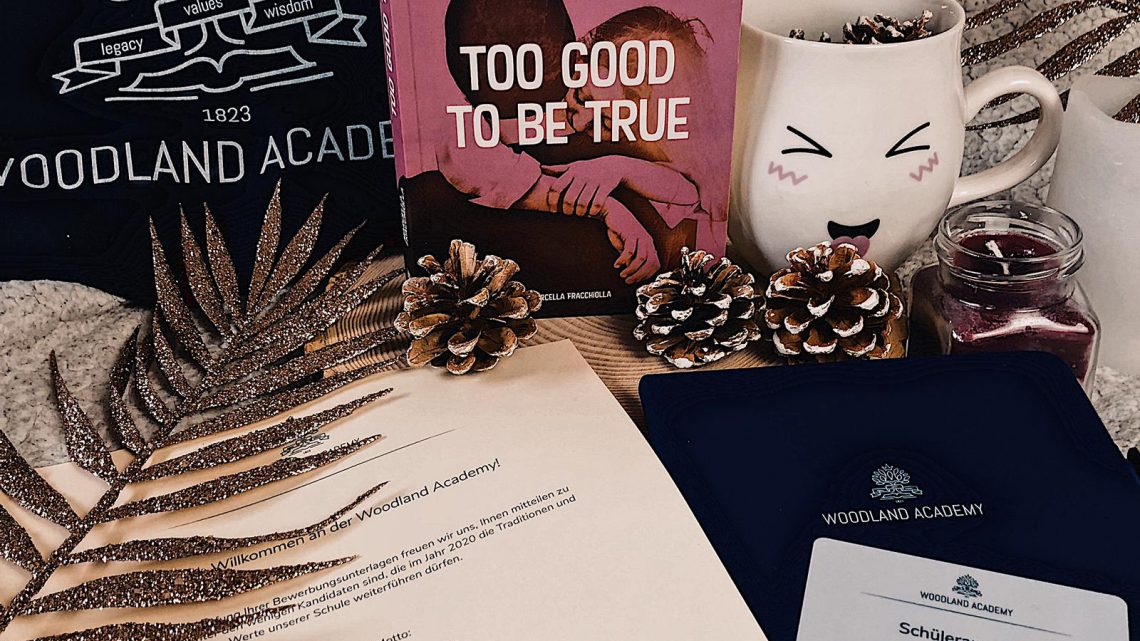 ||» Rezension «|| Woodland Academy 1: Too good to be true [von Marcella Fracchiola]