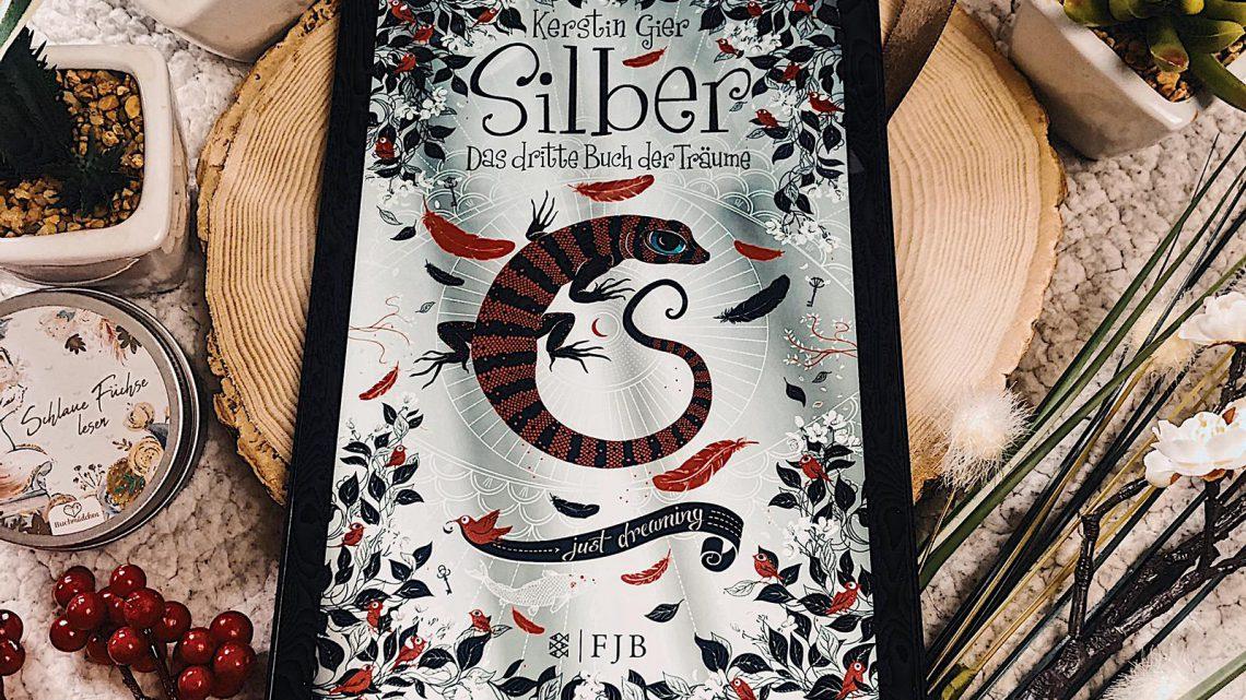 ||» Hörbuch-Rezension «|| Silber – das dritte Buch der Träume [von Kerstin Gier]