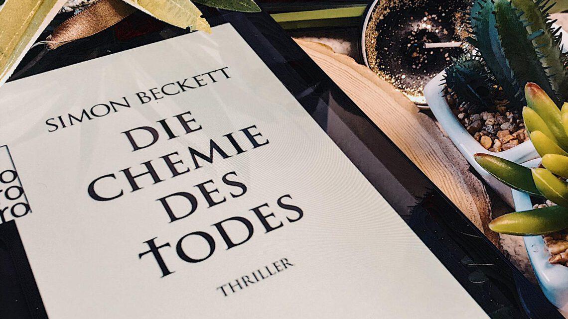 ||» Hörbuch-Rezension «|| Die Chemie des Todes [von Simon Beckett]