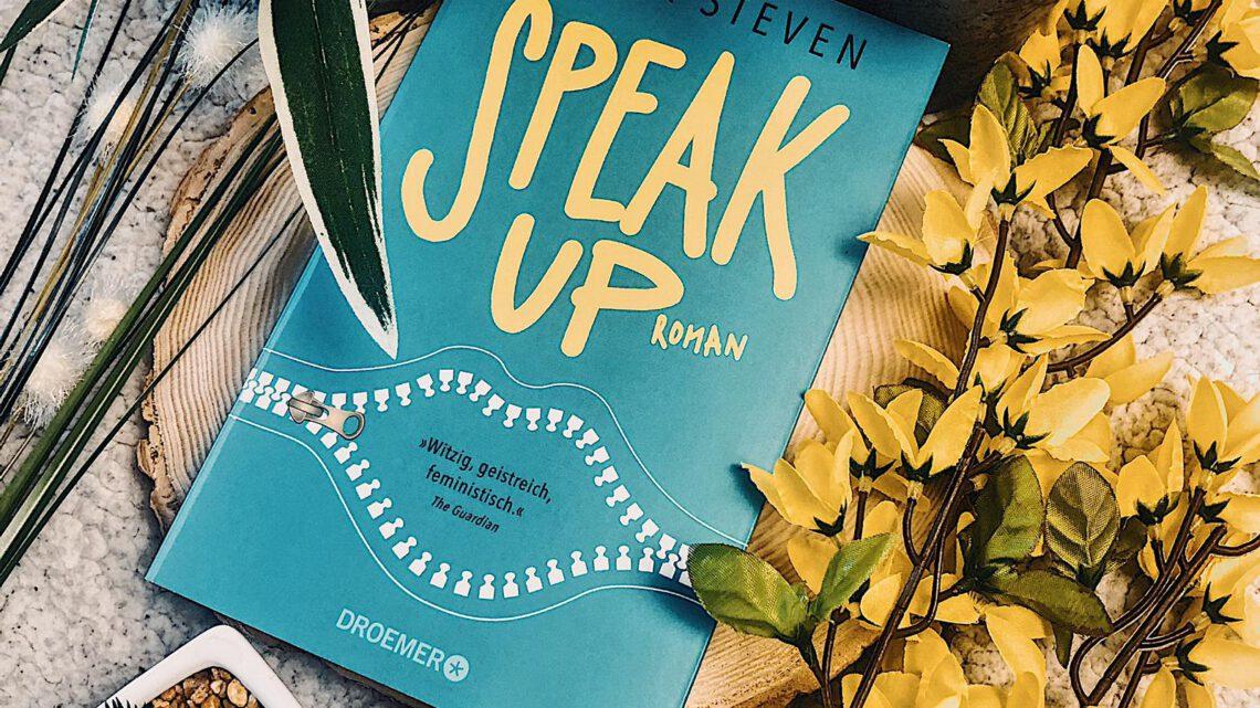 ||» Rezension «|| Speak Up [von Laura Steven]