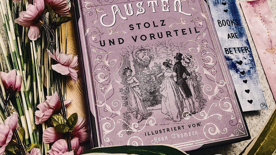 ||» Hörbuch-Rezension «|| Stolz und Vorurteil [von Jane Austen]