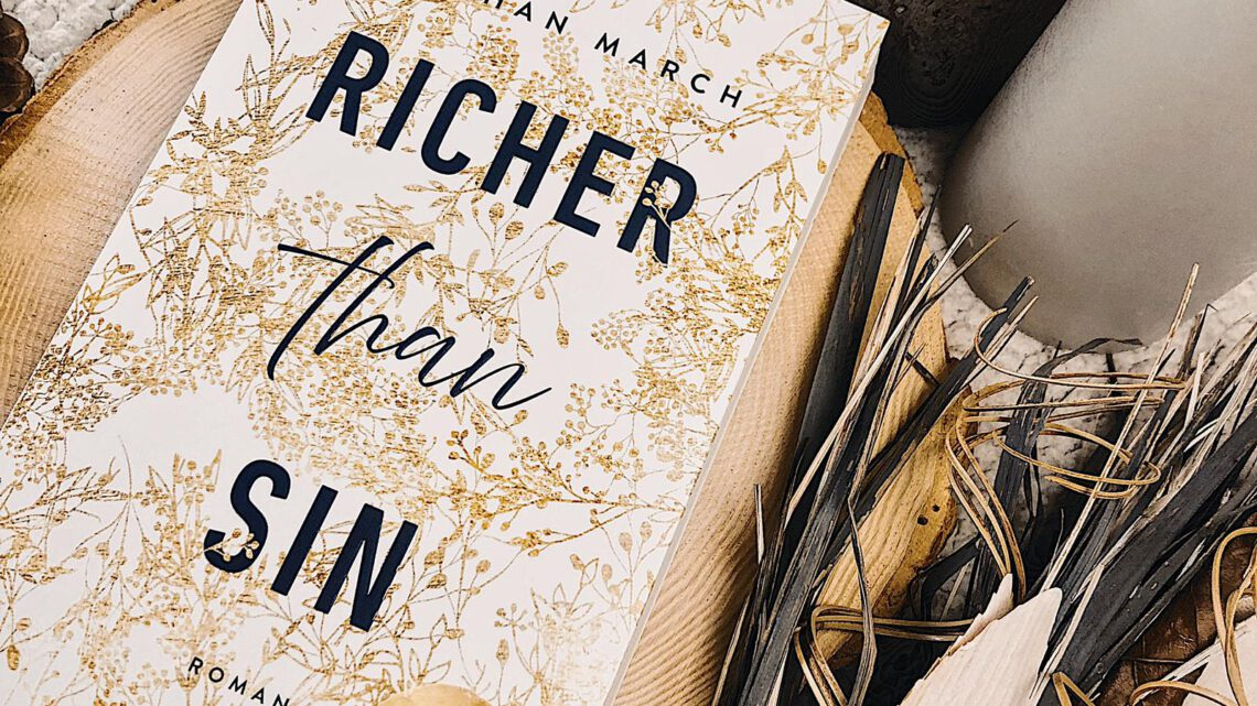 ||» Hörbuch-Rezension «|| Richer than sin [von Meghan March]