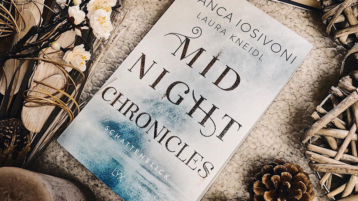 ||» Rezension «|| Midnight Chronicles 01: Schattenblick [von Bianca Iosivoni und Laura Kneidl]