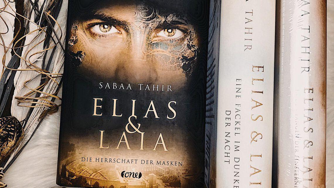 ||» Hörbuch-Rezension «|| Elias und Laia 01: Die Herrschaft der Masken [von Sabaa Tahir]