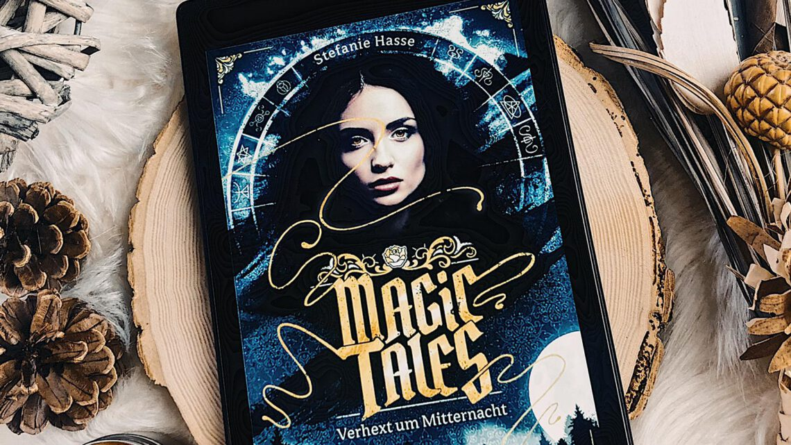 ||» Hörbuch-Rezension «|| Magic Tales 01: verhext um Mitternacht [von Stefanie Hasse]