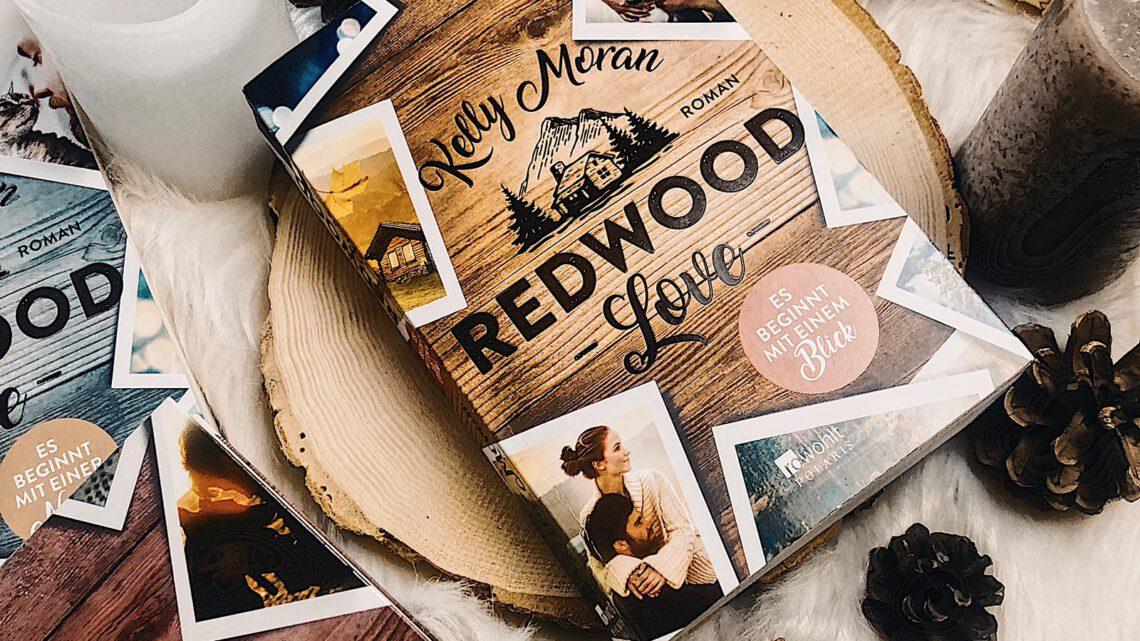 ||» Rezension «|| Redwood Love 01: es beginnt mit einem Blick [von Kelly Moran]