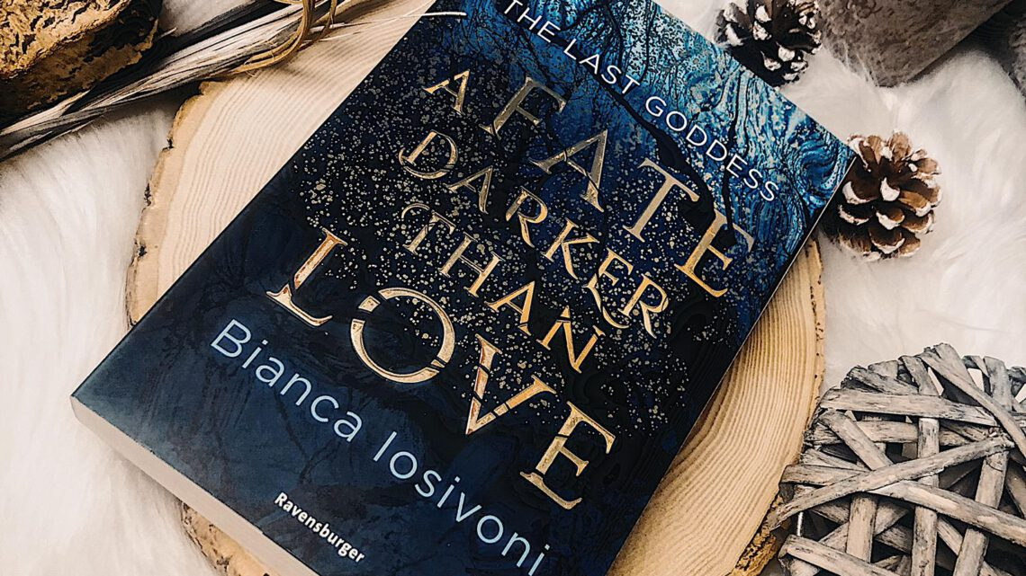 ||» Rezension «|| A fate darker than love [von Bianca Iosivoni]