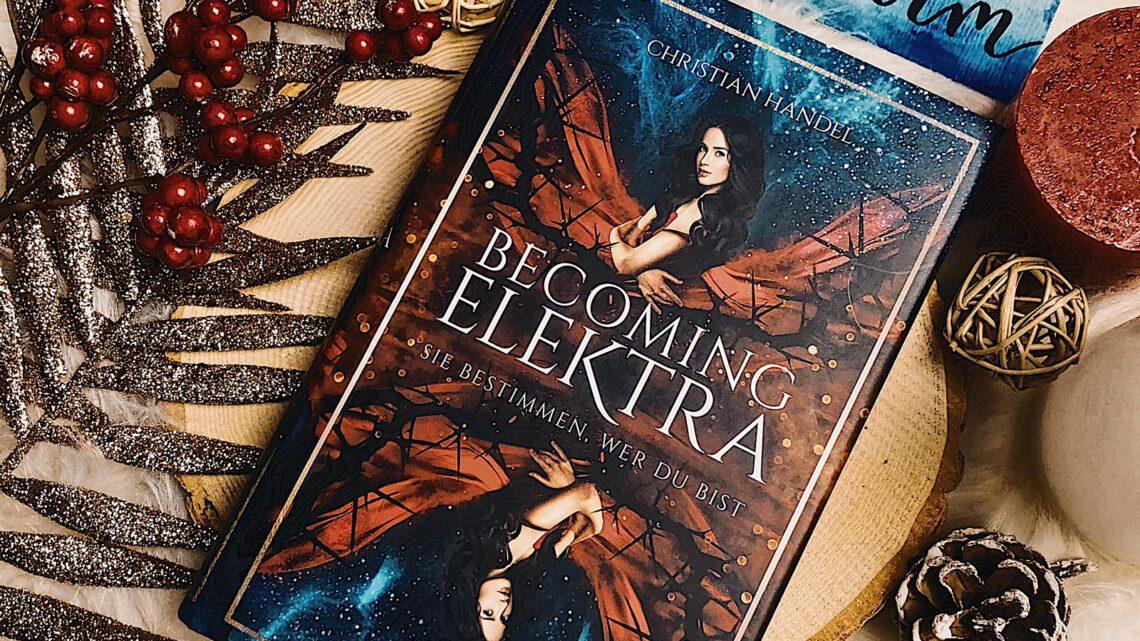 ||» Rezension «|| Becoming Elektra [von Christian Handel]