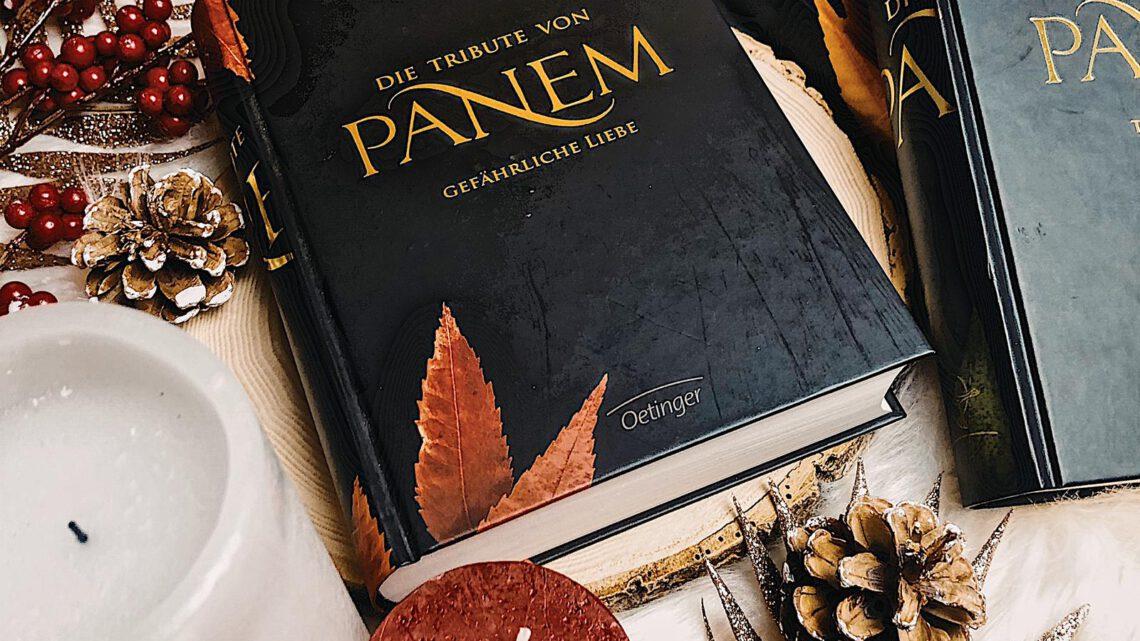 ||» Rezension «|| Die Tribute von Panem 02: gefährliche Liebe [von Suzanne Collins]
