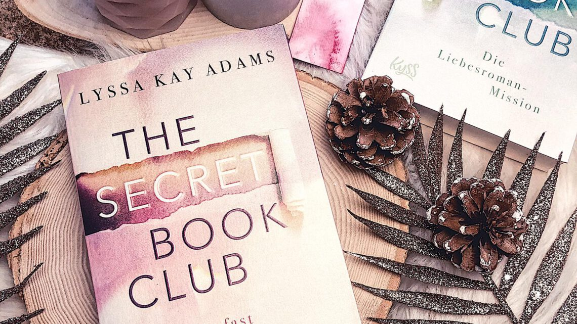 ||» Rezension «|| The Secret Book Club 01 [von Lyssa Kay Adams]