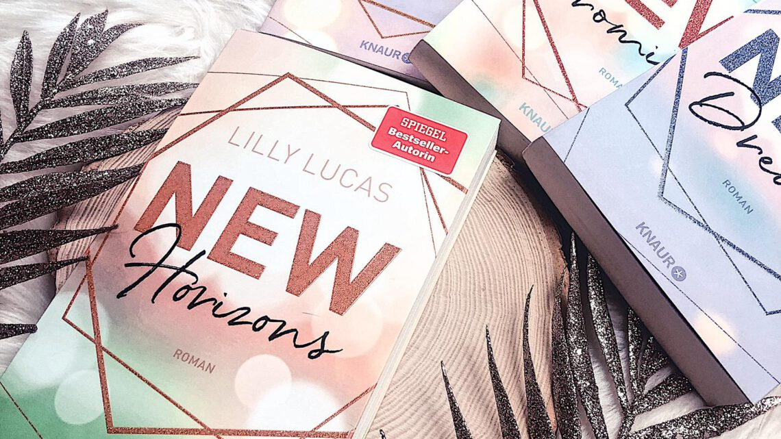 ||» Rezension «|| New Horizons [von Lilly Lucas]