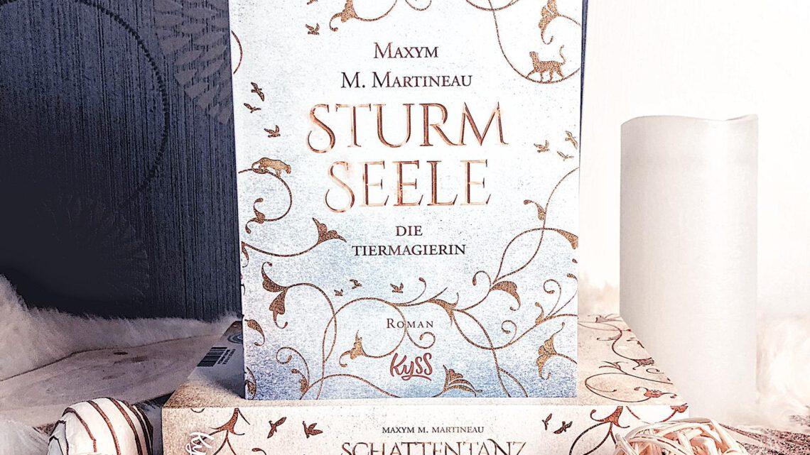 ||» Rezension «|| Sturmseele [von Maxym M. Martineau]